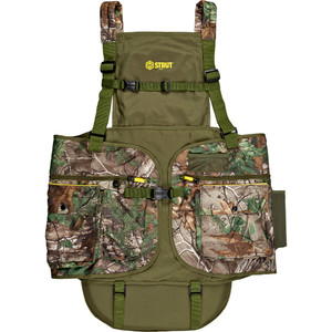 Hunters Specialties Turkey Vest Realtree Edge 2x-large/3x-large
