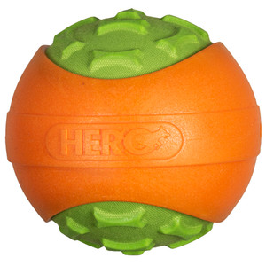 Hero Outer Armor Ball Orange/lime Large