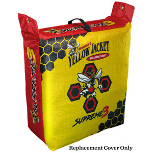 Morrell Replacement Bag Target Cover Yellow Jacket Supreme 3