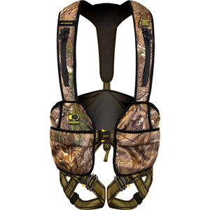 Hunter Safety System Hybrid Harness W/elimishield Realtree Small/medium