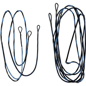 Firststring Genesis String And Cable Set Light Blue/ Black