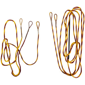 Firststring Genesis String And Cable Set Mountain Berry/ Yellow