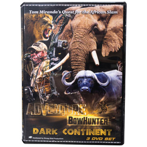 Tom Miranda Dark Continent Africa Dvd Set