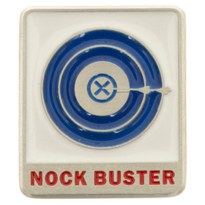 Empire Nock Buster Pewter Pin