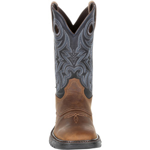 Rocky Original Ride Flx Boot Buck Skin/blue 8