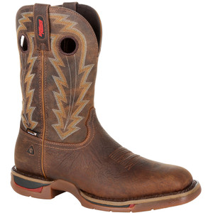 Rocky Long Range Boot Brown 9