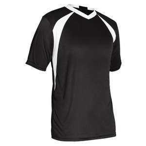 Champro Adult Sweeper Soccer Jersey White White