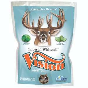Whitetail Institute Vision Seed 4 Lb.