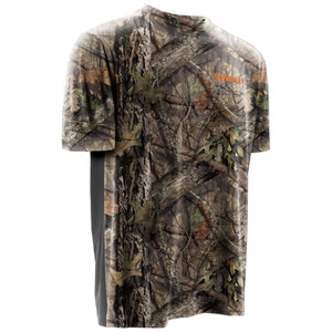 Nomad Ss Cooling Tee Mossy Oak Country Medium