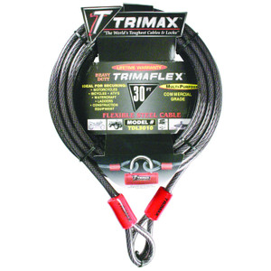 Trimax Trimaflex Dual Loop Multi-Use Cable.