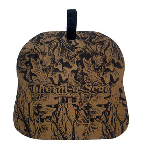 Therm-a-seat Traditional Seat Large Camouflage .75 In.