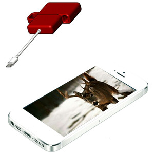 Whitetail'r Phonereadr Iphone Deluxe