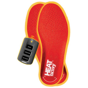 Heat Factory Pro Flex Outdoors Insoles Small