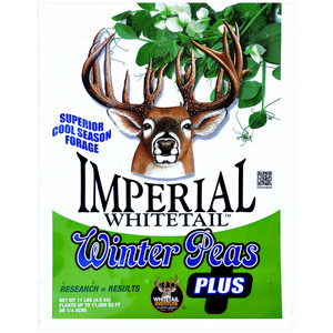 Whitetail Institute Imperial Seed Winter Pea Plus .25 Acre 11 Lb.