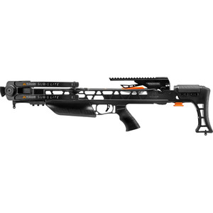 Mission Sub-1 Lite Crossbow Only Black Bow.
