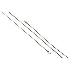 J And D Oneida Recurve String Black B50 49 In.
