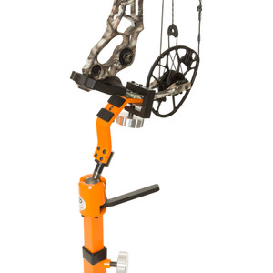 October Mountain Versa Cradle Bow Vise And Stand Combo