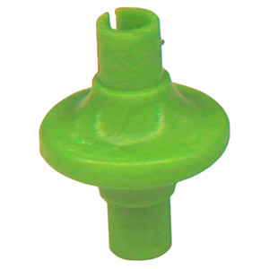 Draves Komfort Kiss Kisser Button Green 25 Pk.
