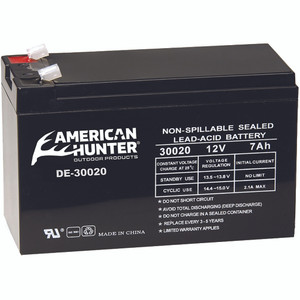 American Hunter Rechargeable Battery 12v