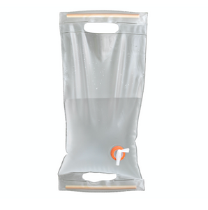 Ust Water Carrier Roll-up 10l Clear