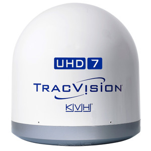 KVH TracVision UHD7 Empty Dummy Dome Assembly
