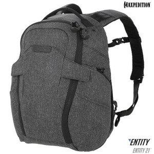 Maxpedition Entity CCW-Enabled EDC Charcoal