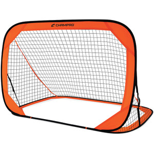 Champro 6 ft x 4ft Pop Up Soccer Goal Pair