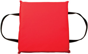 Abs Boat Cushion Red