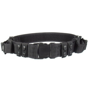 Leapers UTG Law Enforcement and Security Duty Belt-Black