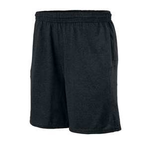 Cotton Shorts W/ Pockets - CHM-TAC653LBK