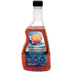 303 Bilge Cleaner & Deodorizer - 32oz *Case of 6*