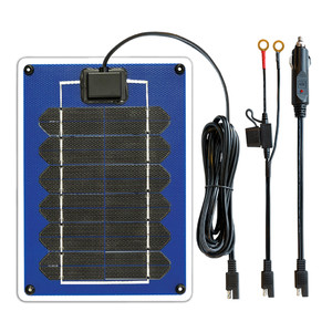 Samlex 5W Battery Maintainer Portable SunCharger
