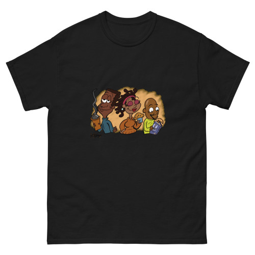 SC Men's Aroma of the Bookstore Cafe Tee
