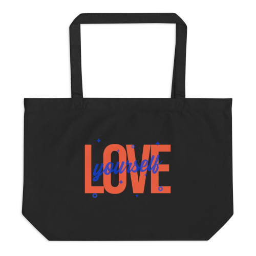 SC Large Organic Tote Bag