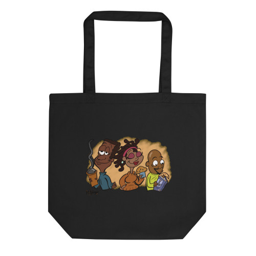 SC Eco Cartoony Tote Bag