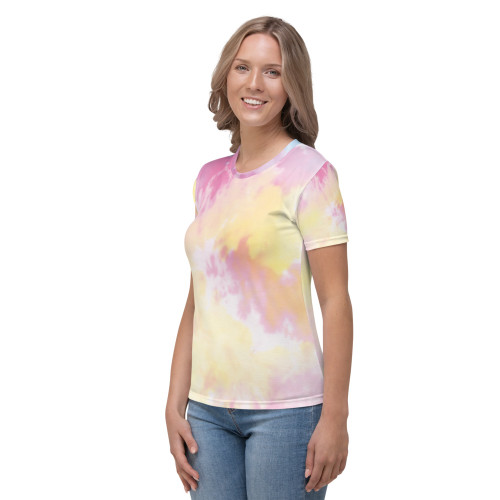 SC Women's Tie Dye T-Shirt