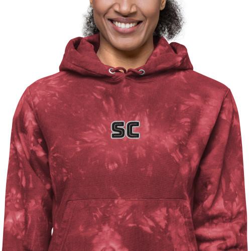 SC Unisex Champion Tie-Dye Hoodie