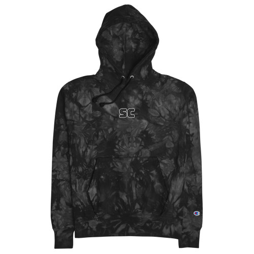 """SC Unisex Champion Tie-Dye Hoodie """"OUT OF STOCK"""""""