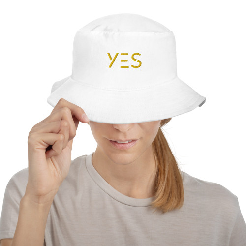 SC Embroidery Bucket Hat