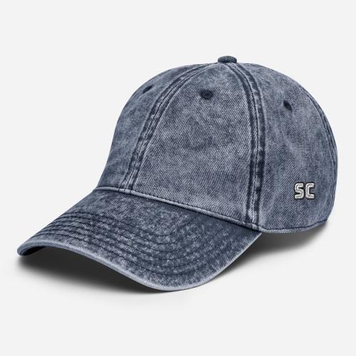 SC Vintage Cotton Twill Cap