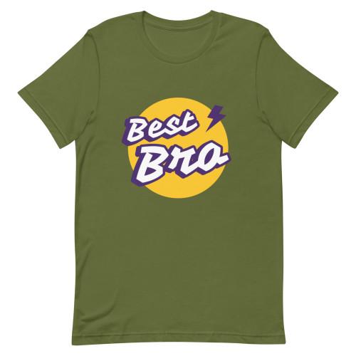 SC Short-Sleeve Graphic Best Bro T-Shirt