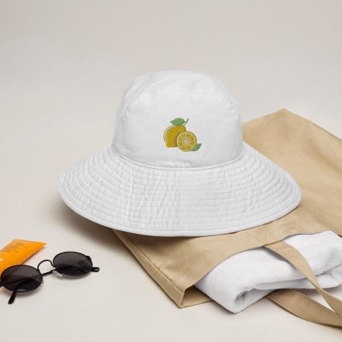 SC Wide Brim Bucket Hat