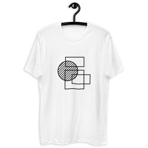 SC Abstract Short Sleeve T-shirt