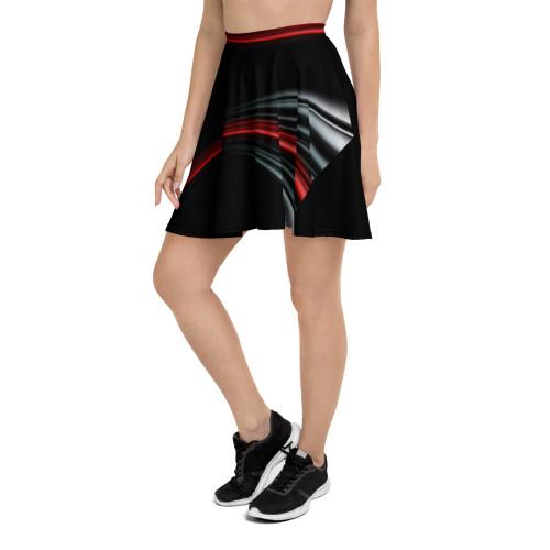 SC Blazing Skater Skirt