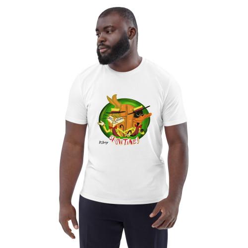 SC Organic Cotton Showtime T-shirt