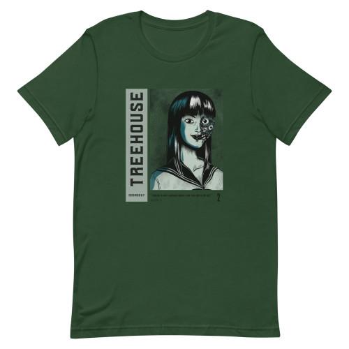 SC Short-Sleeve Horror Anime Unisex T-Shirt