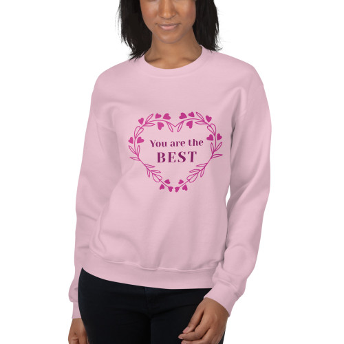 SC Best Mom's Sweatshirt