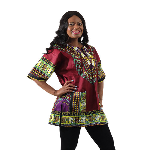 SC Unisex Traditional Dashiki