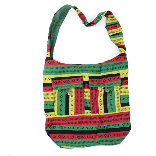 SC Rasta Tote Bag (All Natural)