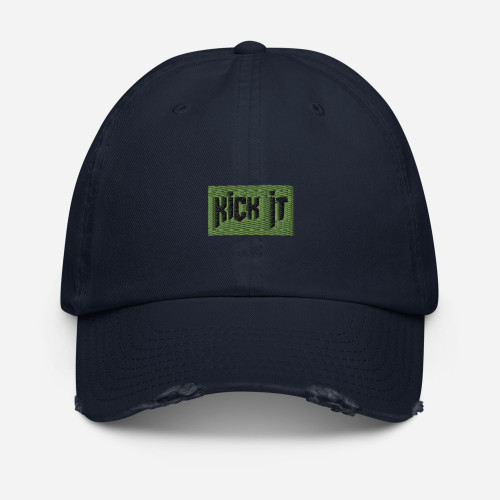 SC Embroidery Kick IT Cap